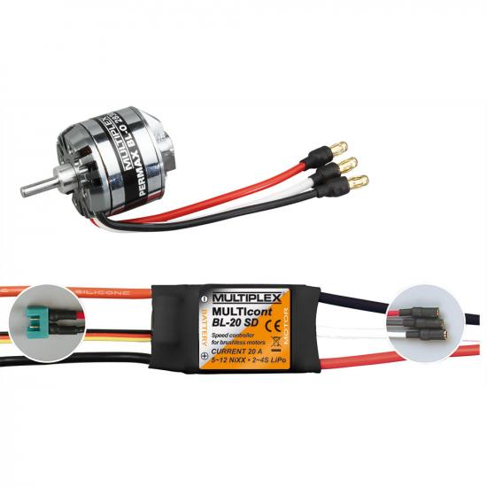 Multiplex Power Drive Xeno Standard 332658