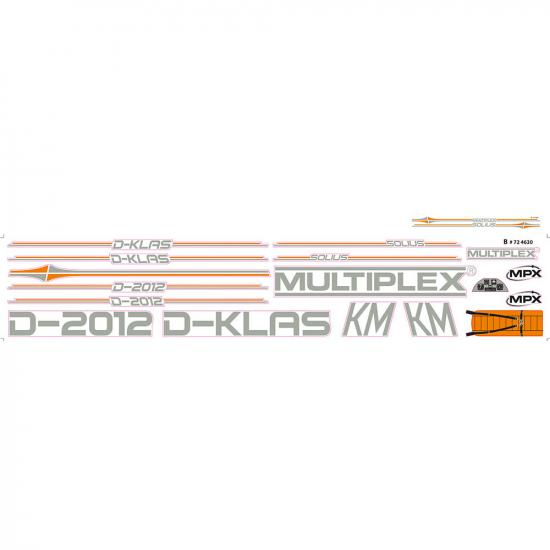 Multiplex Decal Solius 724630