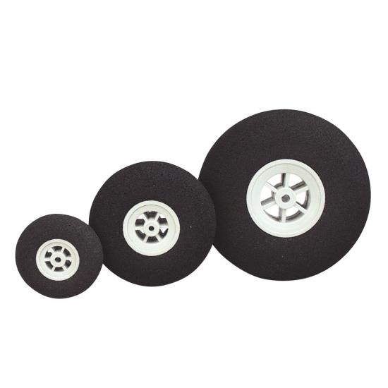 Multiplex Mpx Super-Light Foam Wheels 45 mm Pair 733200