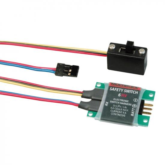 Multiplex Safety-Switch 6Hv 85006