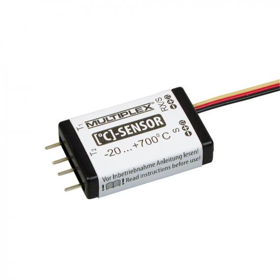Multiplex Temperature Sensor For Receivers Ml 85402