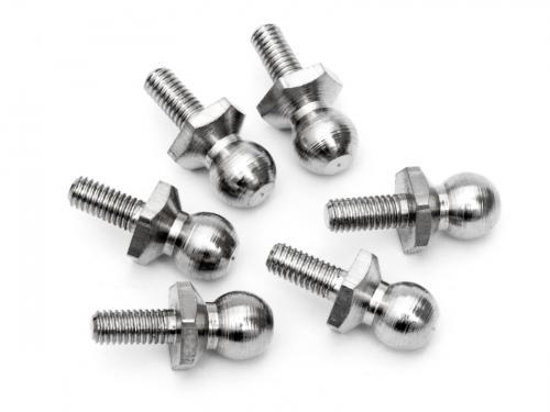 Ball Head Screw (6Pcs)
