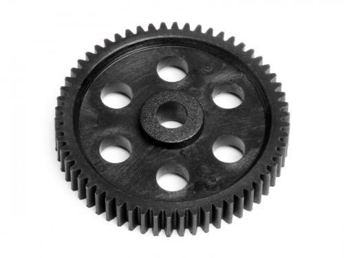 Spur Gear 58T (0.6 Module)