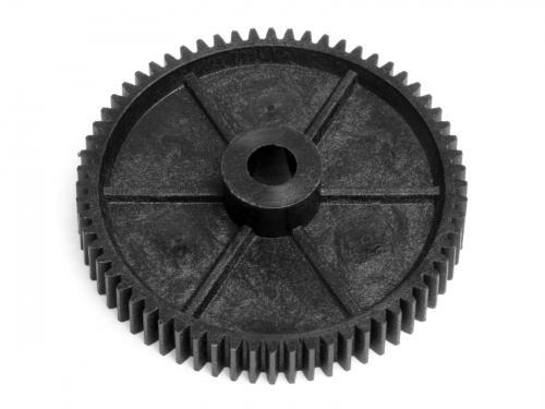 Spur Gear 64T (0.6Module)