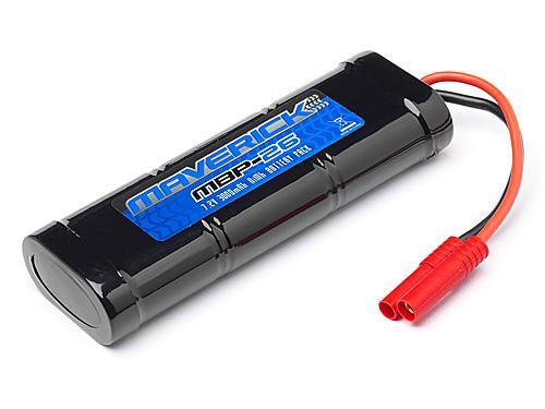 Maverick NiMh Battery - 3000Mah - HXT 4mm Connector for Maverick Brushless Range
