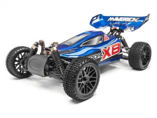 Maverick Buggy Body Clear (Xb)