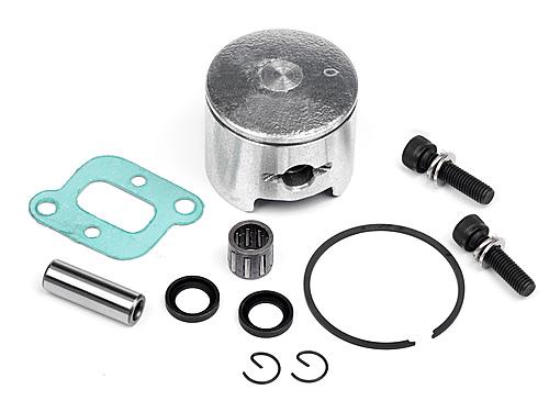 Maverick Piston, Piston Ring And Piston Pin Set Me - 432 32Cc