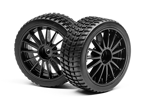 Maverick Wheels And Tires (Ion Rx)