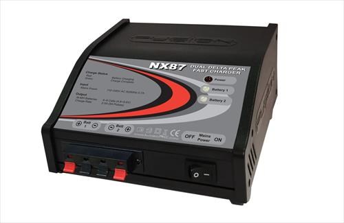 Fusion NX87 Twin AC NiMH Charger