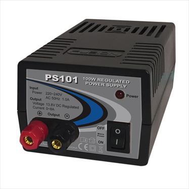 Fusion 100W 13.8V Power Supply EURO