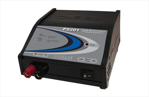 Fusion 200W 13.8V Power Supply EURO
