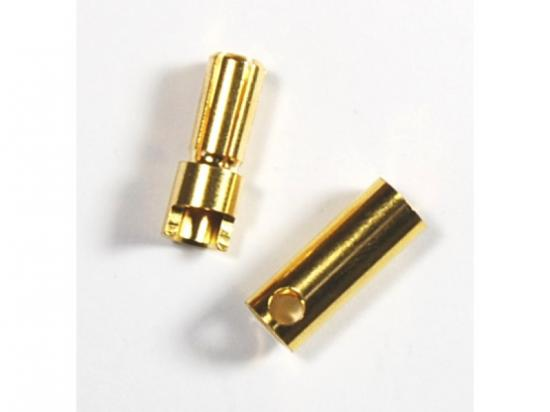 Overlander 5.5 mm Gold Connectors available in 6prs