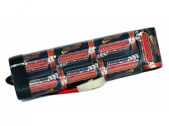 Overlander Nimh Battery Pack SubC 5000mAh 8.4v Premium Sport