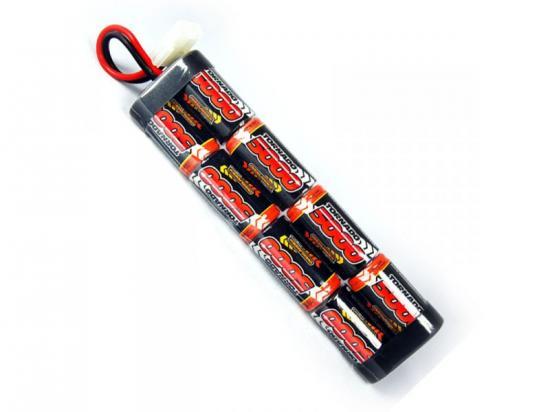 Overlander Nimh Battery Pack SubC 5000mah 9.6v Premium Sport