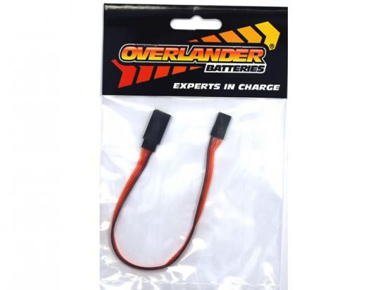 Overlander Futaba Type 175mm Heavy Duty Extension Wire 1pc