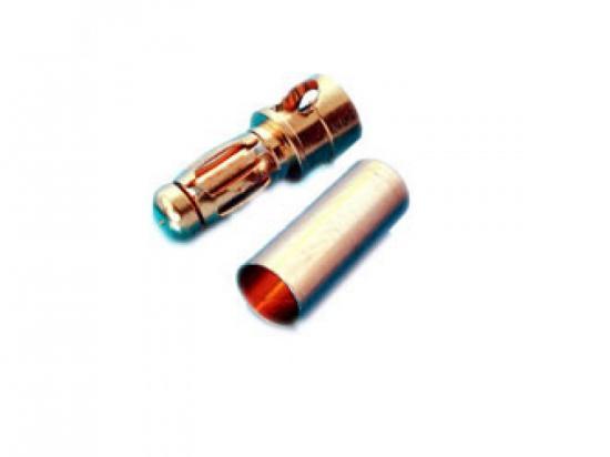Overlander 3.5mm Gold connectors in 10pr ** CLEARANCE **
