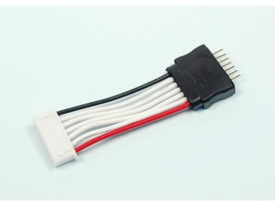 Overlander Balance Lead 2S - 6S with 2mm pin pitch for Flightpower/Thunderpower Lipo batteries