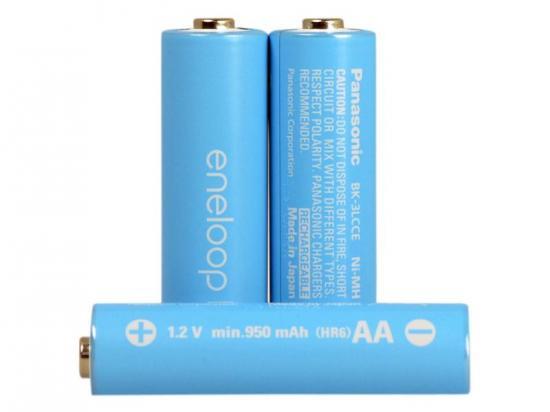Overlander Panasonic Eneloop Lite 1000mah AA Cell