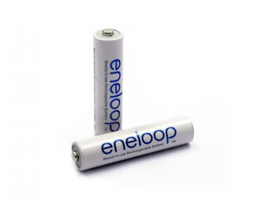 Overlander Panasonic Eneloop 800mAh AAA 1.2v Single Cell