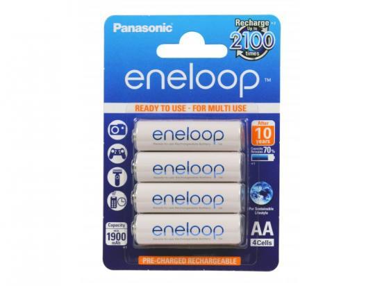 Panasonic Eneloop 2000mAh AA - 4 Pack