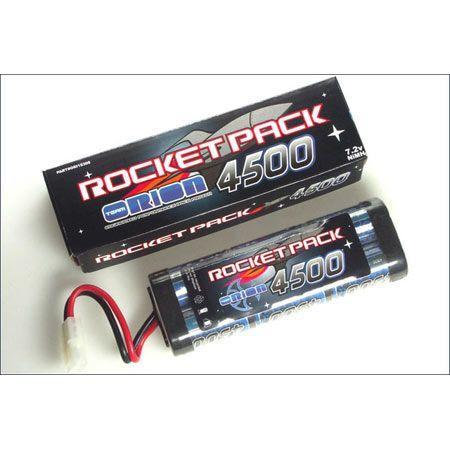 Team Orion Rocket Stick Pack - 4500mAh NiMh - 7.2v