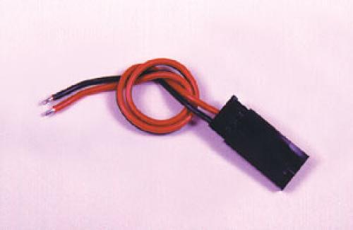 NiCad Socket & Lead (+) 1.5
