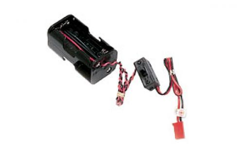 Rx Batt Box/Switch/Lead 1.5