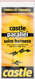 Castle Creations Packaged Parallel Wire Harness