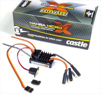 Castle Creations Mamba Micro X ESC