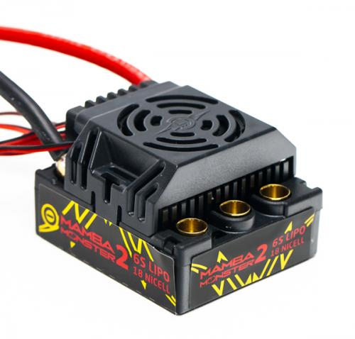 Castle Creations Mamba Monster 2 Waterproof ESC