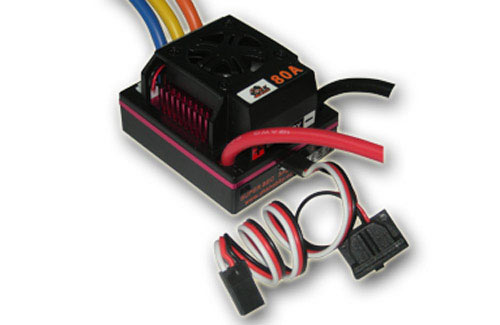 Brushless ESC 80A - Optimus XL