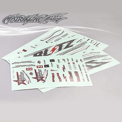 Matrixline Blitz Dunlop Er34 Decal Sheet