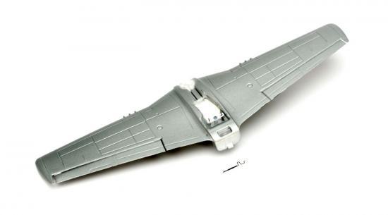 Ultra-Micro P-51D Mustang Main Wing