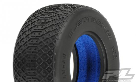 ProLine Electron SC Tyres With Closed Cell Inserts - M4