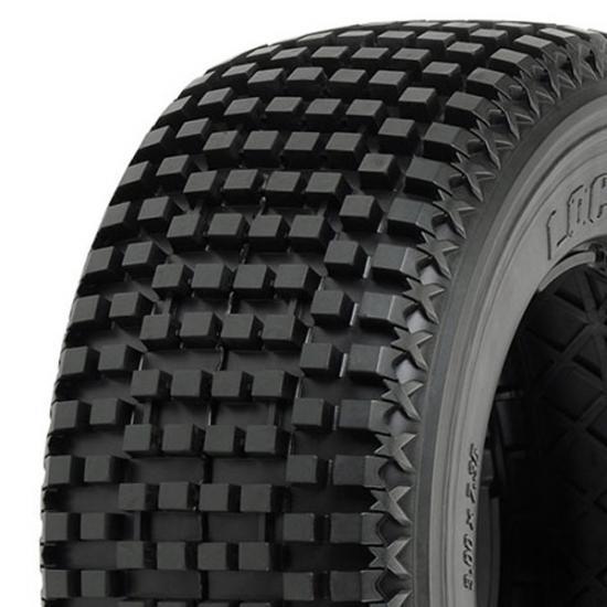 ProLine Lockdown X2 Tyres - Fit Baja 5SC Rear or 5IVE-T Front/Rear (2)