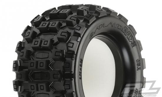 ProLine Badlands MX28 - 2.8 Traxxas Tyres