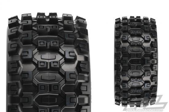 ProLine Badlands MX43 Pro-Loc Tyres for Traxxas X-MAXX (1 Pair)