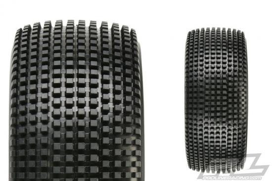ProLine Fugitive X2 Off-Road Tyres - Fit 5SC Rear or 5IVE-T Front/Rear