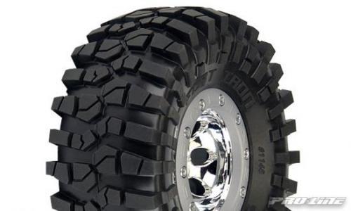ProLine Flat Iron 2.2 Tyres - M3 Compound - Memory Foams - Pair
