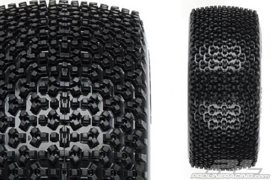 ProLine Caliber 2.0 M3 Tyres Mounted on Renegade Black SC Wheels