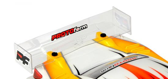 Protoform PRO-TC Touring Car Wings (2 Pack) - 200mm