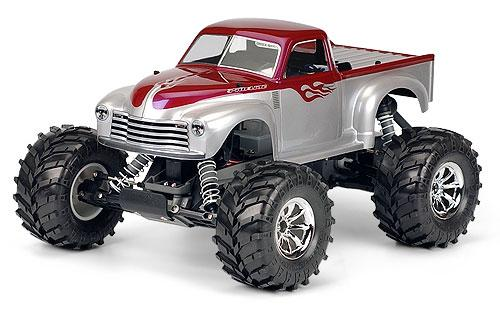 ProLine Early 50s Chevy Pickup Clear Bodyshell - Traxxas Stampede