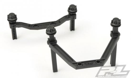 ProLine Extended Front and Rear Body Mounts for Traxxas Stampede 4x4