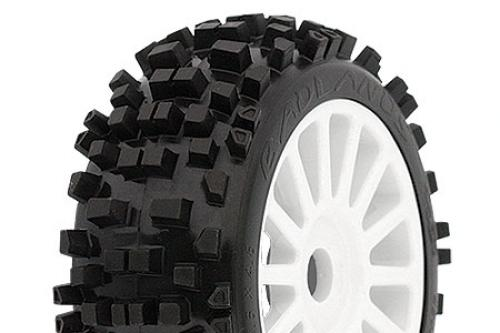 ProLine Badlands 1/8th Buggy Tyre - XTR Compound - Pair