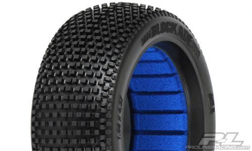 ProLine Blockade 1/8 Buggy Tyres - M4