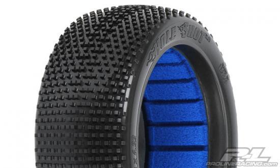 ProLine Holeshot 2.0 1:8 Buggy Tyres - X4 Super Soft