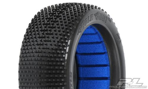 ProLine Holeshot 2.0 1:8 Buggy Tyres with Inserts - M4 Super Soft