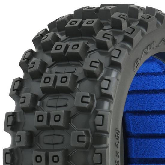 ProLine Badlands MX 1:8 Buggy Tyres - M2 (2)