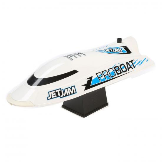 Pro Boat Jet Jam 12 - White