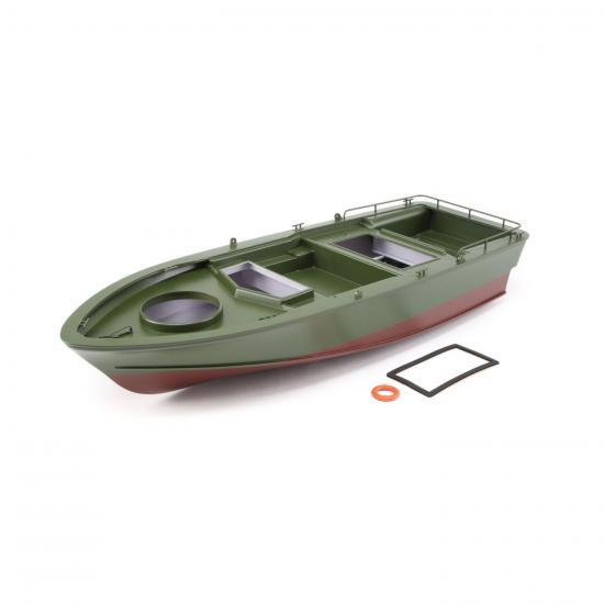 Hull: 21-inch Alpha Patrol Boat